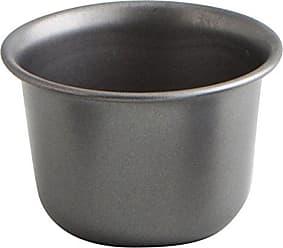 5.85 cm Acero Negro Quid Molde Desmtontable 2 Bases 26Cm Sweet Grey