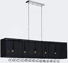 Harrison Lane T205-0400/5/B6 5 Light 45 Wide Linear Chandelier with