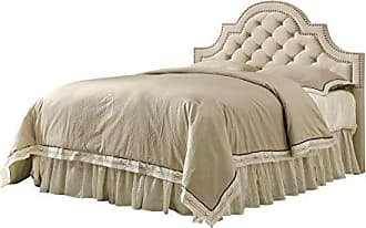 Coaster Eastern King/California King Ojai Upholstered Headboard with Button Tufting Beige