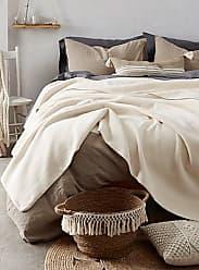 Simons Maison Natural cotton blanket