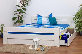 Vipack pikb funktionsbett mit auszug und einer liegefläche