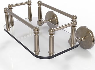 Allied Brass Monte Carlo Wall Mounted Guest Towel Tray - MC-GT-5-ABR