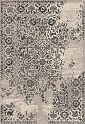 Loloi Rugs Loloi EMOREB-01IVCC77A6 Emory Area Rug, 77 x 106, Ivory/Charcoal