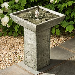 Campania International Andra Outdoor Fountain Ferro Rustico Nuovo - FT-216-FN