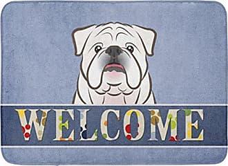 Carolines Treasures Old English Sheepdog Welcome Floor Mat 19 x 27 Multicolor