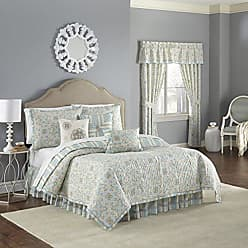 Ellery Homestyles WAVERLY Astrid Quilt Collection, King, Mineral
