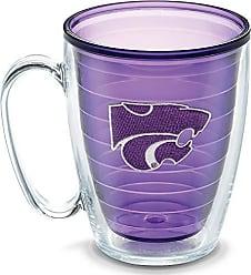 Trevis Tervis 1095763 Kansas State University Emblem Individual Mug, 16 oz, Amethyst