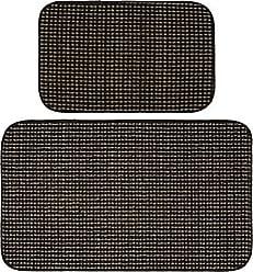 Garland Rug BC000W2P0604 Berber Coloriations 18 x 30/24 x 40, Mocha
