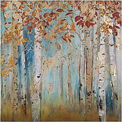 Yosemite Home Decor Yosemite Home Decor Birch Beauties II, Multi
