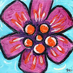 Marmont Hill Hawaii Flower Painting Print on Wrapped Canvas - MH-TORI-430-C-18