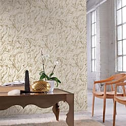 RoomMates Marble Peel and Stick Wallpaper Gold - RMK9080WP