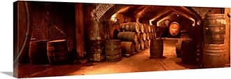 Great Big Canvas Inside Buena Vista Wine Caves Sonoma Canvas Wall Art - 40531_24_36X12_NONE