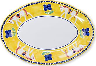 Vietri Cavallo Oval Platter