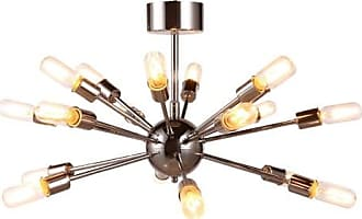 Urban Classic Cork Collection 30 in. Chandelier