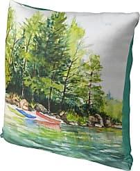 Kavka Designs Kyack Launch Accent Pillow, Size: 16 x 16 - IDP-DI16-16X16-JAY035