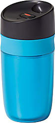 Oxo 11148800 Good Grips Single Serve Mini Travel Mug, 10 oz, Blue
