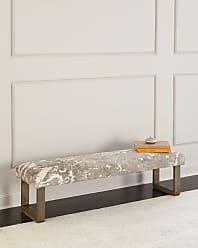 Interlude Home Dexter Kilim Bench