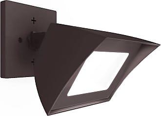 WAC Lighting 277v Endurance LED 3000K Flood Light in Architectural Bronze