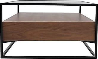 Moe's AD-1058-03 Dallas Coffee Table, Brown