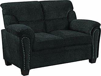 Coaster 506575-CO Fabric Sofa, Grey Finish