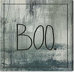Hatcher & Ethan BOO Canvas Wall Art - 14863_16X16_CANV_XHD_HE