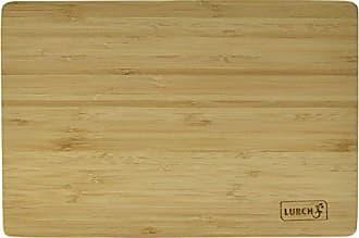 Kesper 58320-Tabla de Cortar de bamb/ú Natural 30 x 21 x 0,8 cm