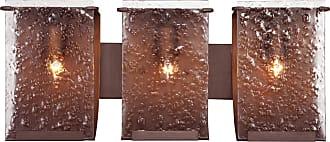 Varaluz Recycled Rain Bath Light - Three Light
