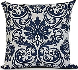 E by Design E by design Alexys Floral Print Pillow 20 x 20 Gold