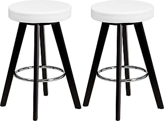 Enjoyable Stools In White Now Up To 50 Stylight Frankydiablos Diy Chair Ideas Frankydiabloscom