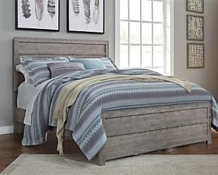 Ashley Furniture Culverbach Queen Panel Bed, Gray