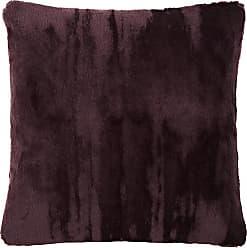 TOM DIXON Soft Mohair-Cotton Pillow - Wine