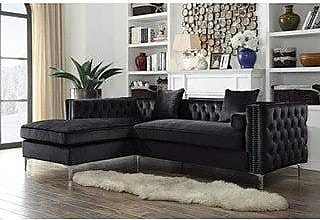 Fantastic Sofas In Black 1203 Items Sale Up To 20 Stylight Pabps2019 Chair Design Images Pabps2019Com