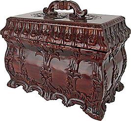 Design Toscano Tea Caddy Box