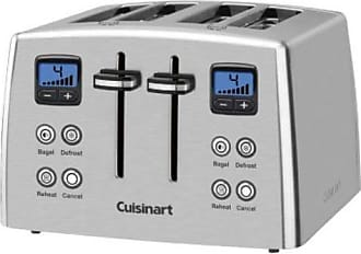 Cuisinart CPT-435 4-Slice Countdown Stainless Steel Toaster