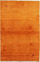 Nain Trading Persian Gabbeh Rug 410x32 Brown/Orange (Iran/Persia, Wool, Hand-Knotted)