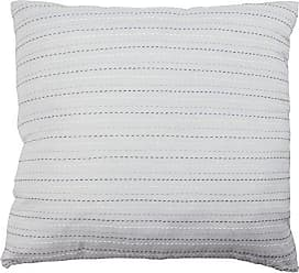 Ellery Homestyles Vue Cersei Embroidered Decorative Pillow, 18 x 18, Grey