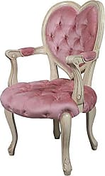 Design Toscano AF51665 Sweetheart Victorian Heart-Backed Armchair, 39 Inches, Antique White