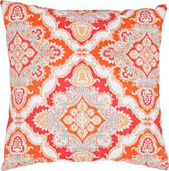 Jaipur Living Rugs Jaipur Tribal Polyester Indoor / Outdoor Decorative Pillow Bittersweet - PLW102023