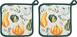 Now Designs 505898aa Potholders, Set of Two, Bounty, 2 Piece