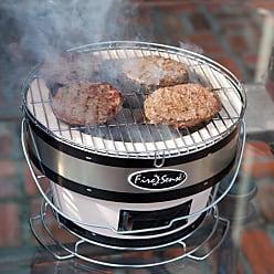 Fire Sense 11 in. Hotspot Round Yakatori Charcoal Grill - 60449