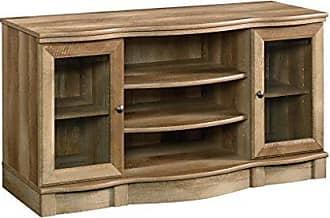 Sauder Sauder 420048 Regent Place TV Stand, For TVs up to 50, Craftsman Oak finish