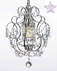 Harrison Lane J2-1362 Versailles 15 Tall 1 Light Pendant with Crystal