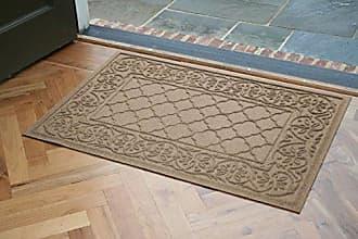 Bungalow Flooring AquaShield Rosalie Doormat, 2 x 3, Camel