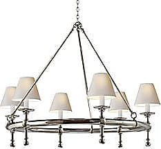 Visual Comfort Classic Ring Chandelier