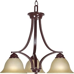 Woodbridge Lighting 10050 Marissa 3 Light 21 Wide Single Tier