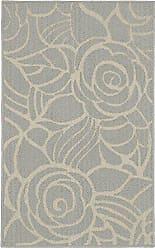 Garland Rug Rhapsody Area Rug, 30 x 46, Silver/Ivory