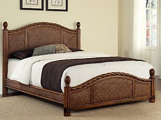 Home Styles Marco Island Cinnamon Queen Bed by Home Styles