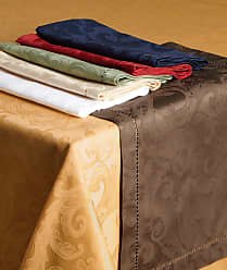 SFERRA Plume Jacquard 70 x 162 Tablecloth