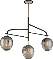 Troy Lighting F4299 Odyssey 44 Wide 3 Light Pendant with Plated