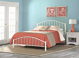 Hillsdale Furniture Hillsdale 2084-660 Furniture Cottage One Bed, King, White